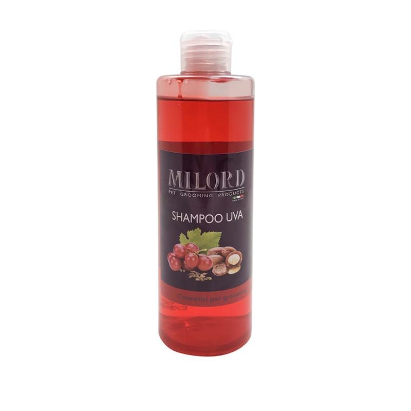 Шампунь очищающий MILORD Виноград